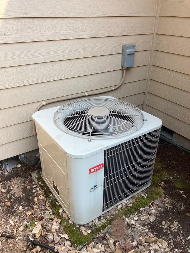 Corvallis, OR - Bryant air conditioner repair