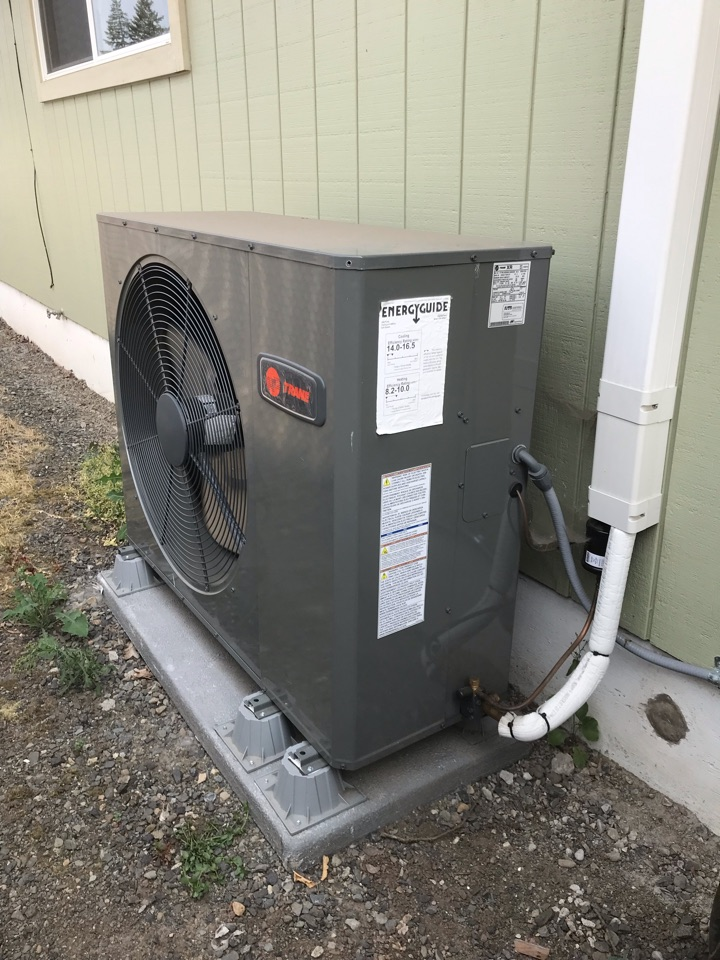 Sweet Home, OR - Heat pump maintenance