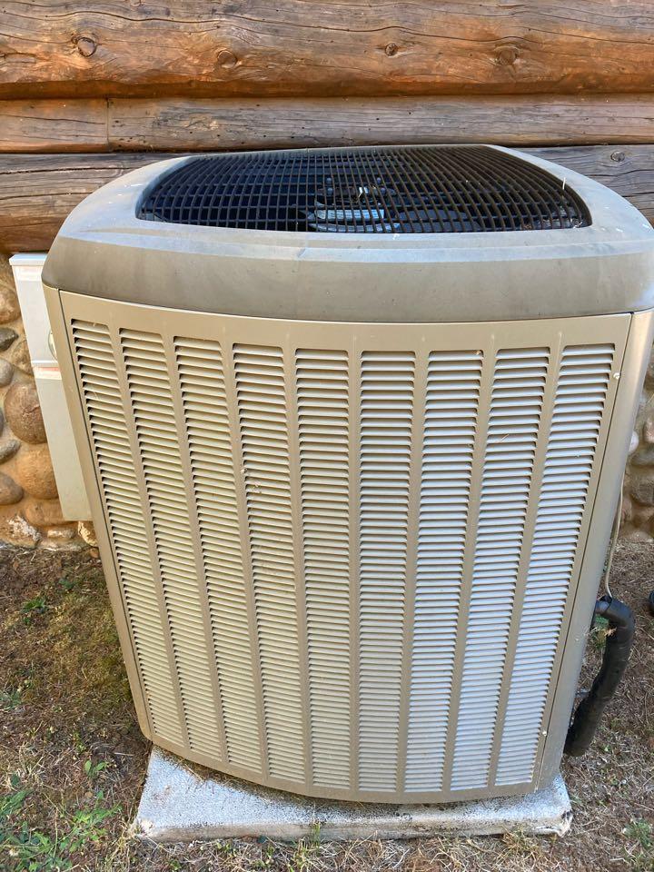 Philomath, OR - Lennox heat pump maintenance tuneup