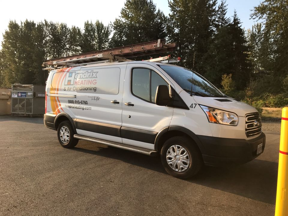 Brownsville, OR - Service on a Mitsubishi heat pump system