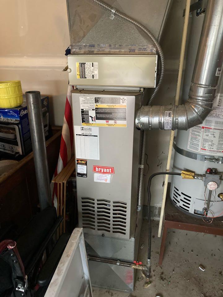 Philomath, OR - Bryant furnace maintenance tuneup