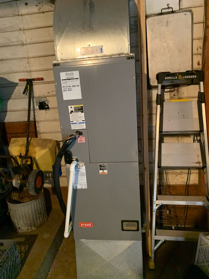 Sweet Home, OR - Bryant Heat Pump System Maintenance