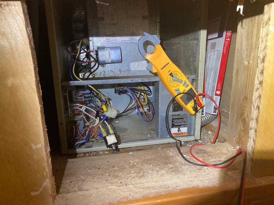 Philomath, OR - Diagnostic and repair on Payne heat pump and air handler.