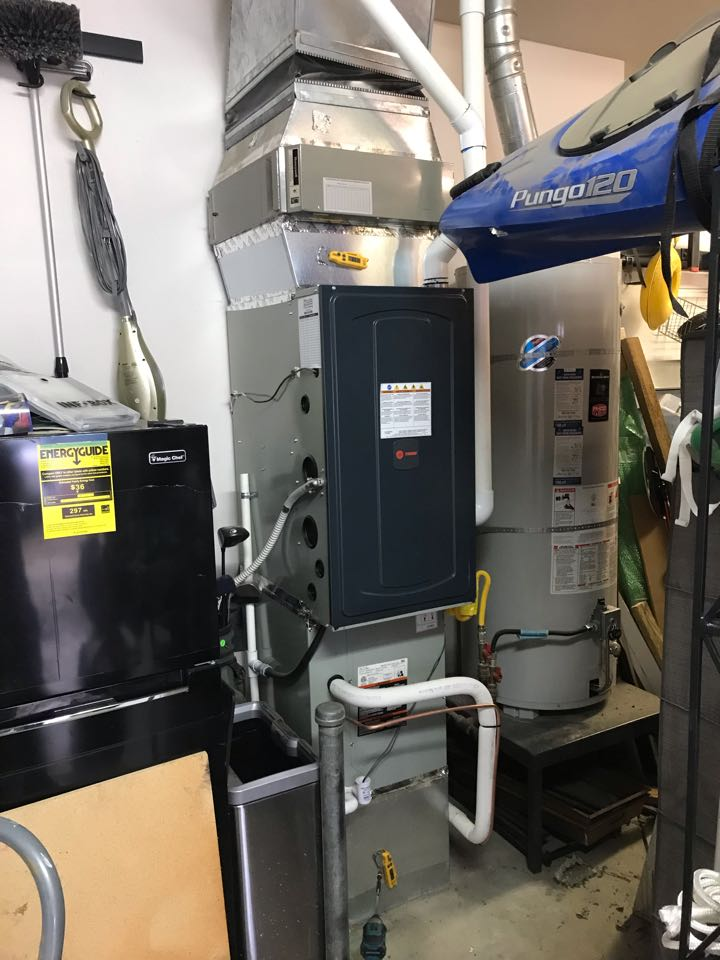Albany, OR - Gas furnace heating maintenance