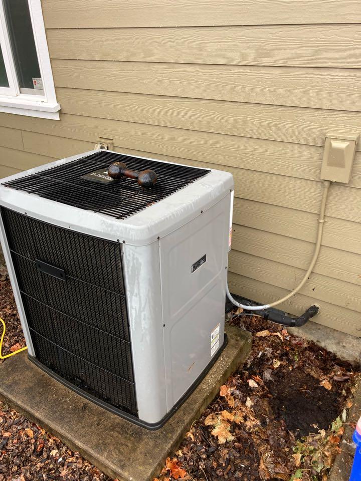 Philomath, OR - Coleman heat pump maintenance tuneup