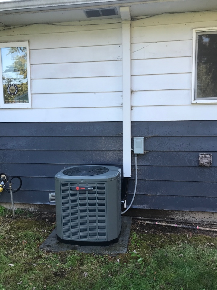 Junction City, OR - Gas furnace & air conditioning maintenance
