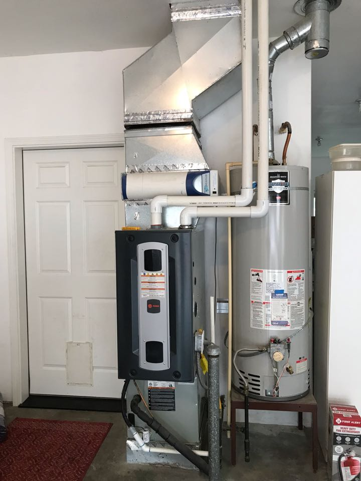 Albany, OR - Heating tuneup