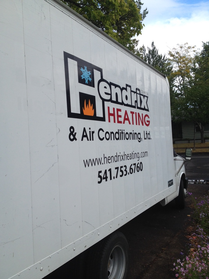 Marcola, OR - Trane air handler and Trane heat pump installation