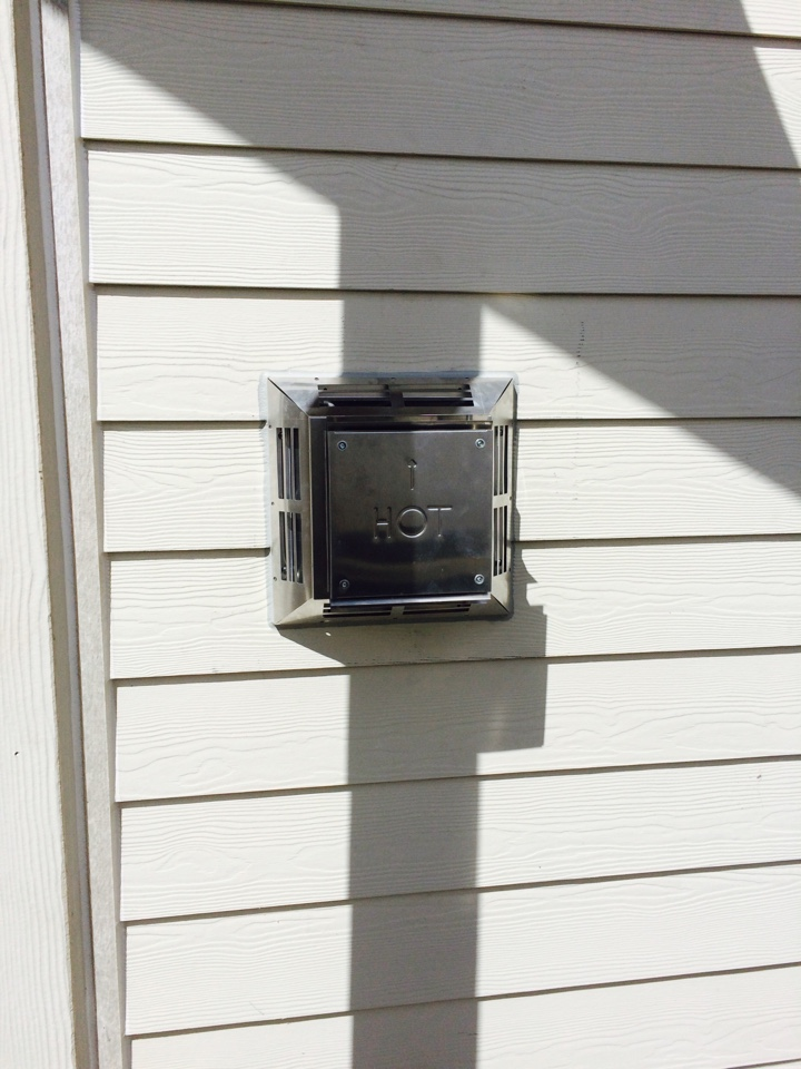 Salem, OR - Install empire fireplace and vent