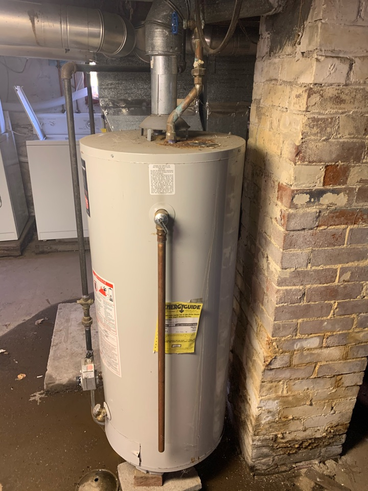 New Britain, CT - Replace natural gas water heater