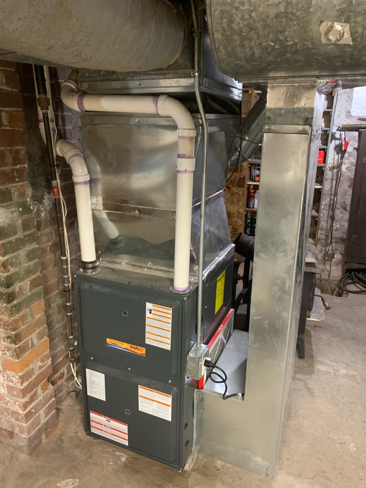 Bristol, CT - Adding Air conditioning AC To a gas furnace