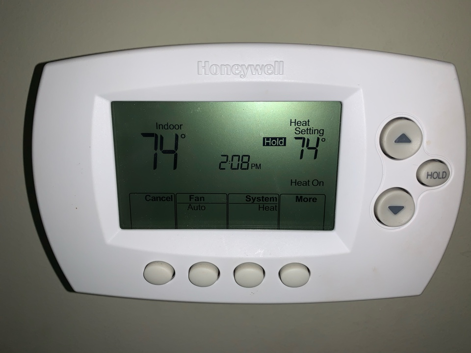 South Windsor, CT - Install whole house humidification and wireless humidistat for Unico hydro air system