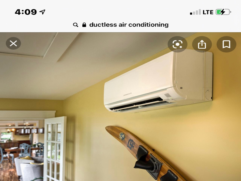Berlin, CT - Install a multi zones ductless system