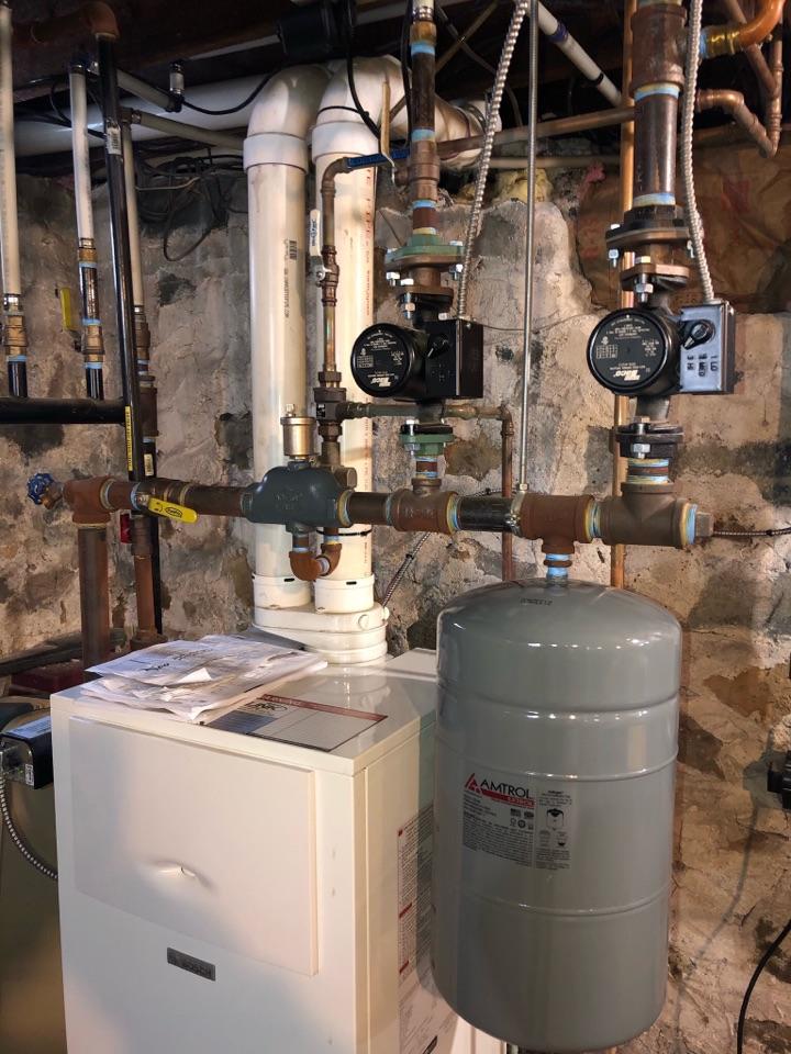 New Britain, CT - Bosch Greenstar Boiler Seasonal maintenance