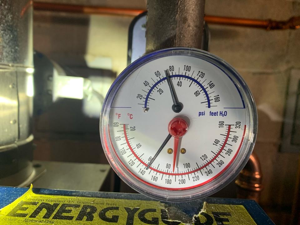 Newington, CT - Troubleshoot boiler relief valve leak