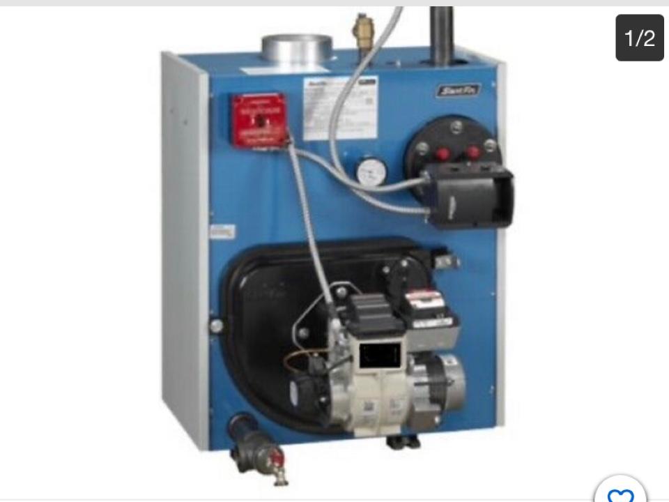 New Britain, CT - Oil boiler replacement
