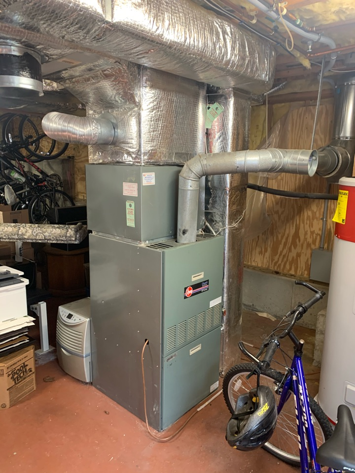 Cromwell, CT - Replace oil furnace and Ac