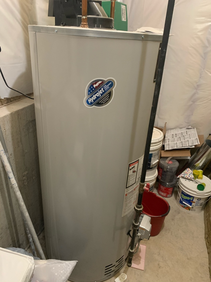 Newington, CT - Replace indirect water heater