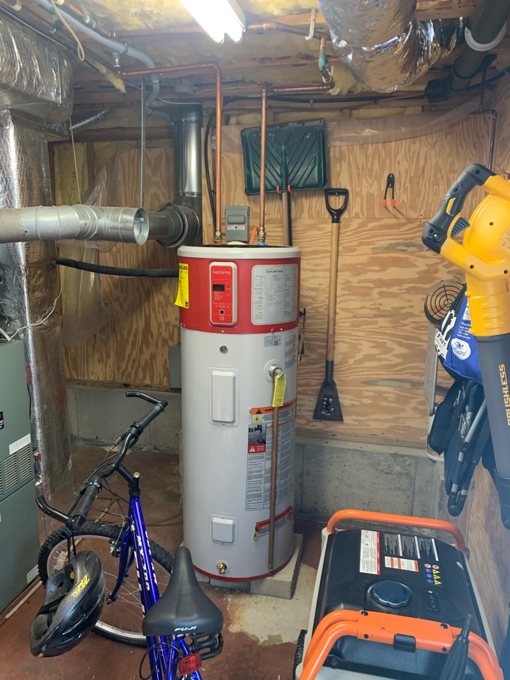 Bristol, CT - Replace oil fired water heater
