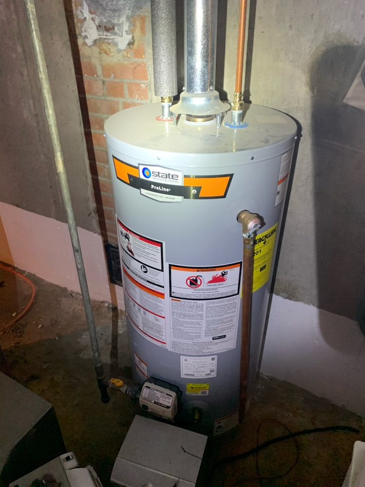 New Britain, CT - Install gas piping for new gas stove and water heater