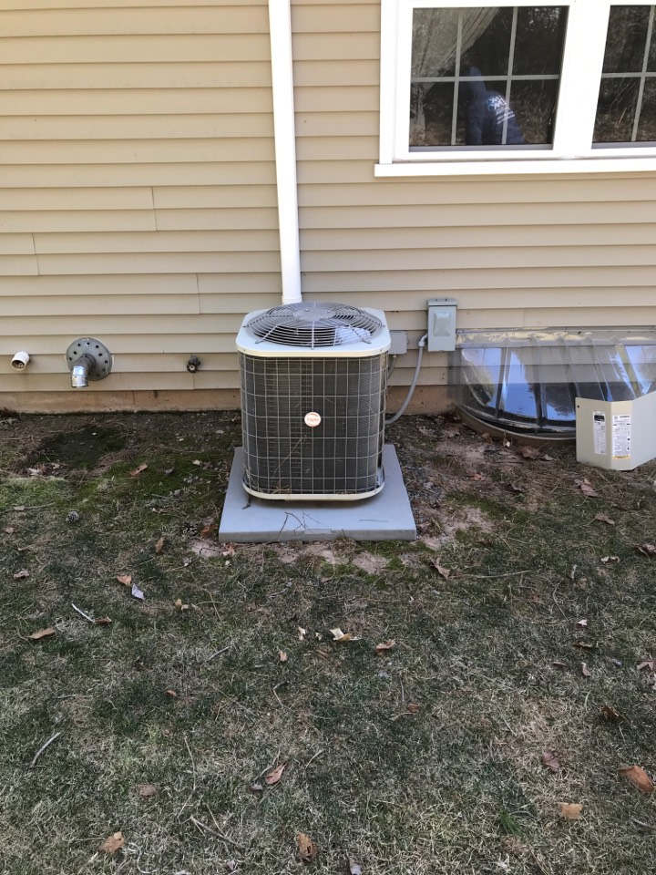 Rocky Hill, CT - Spring A/c tune up