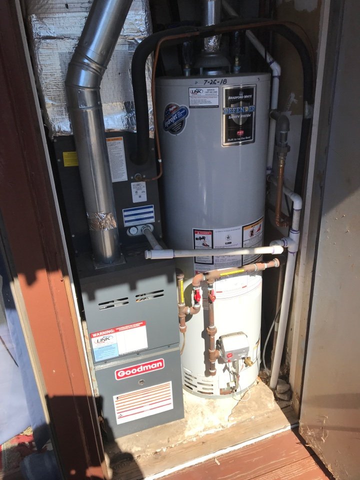 Rocky Hill, CT - Gas furnace and gas hot water heater maintenance