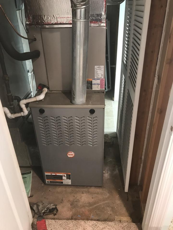 Wethersfield, CT - Payne heating maintenance