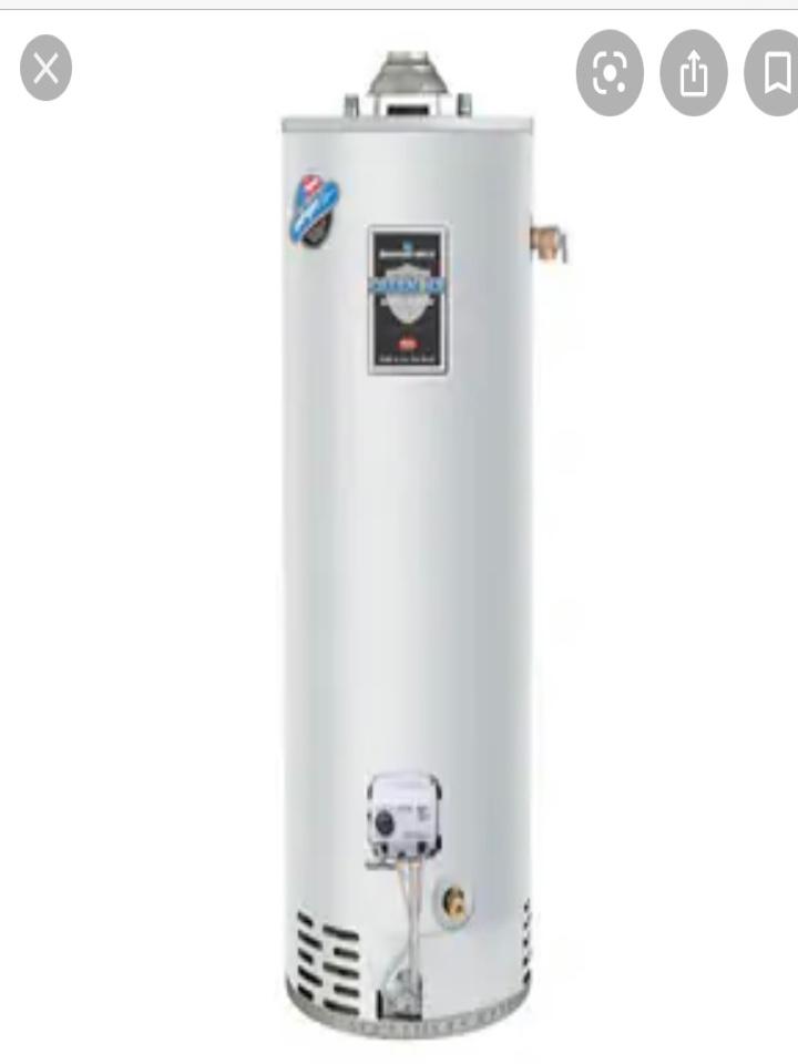 Meriden, CT - Replace gas water heater