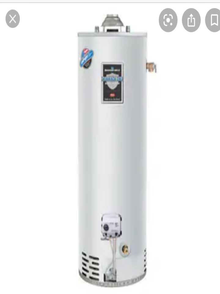Replace LP Boiler and water heater