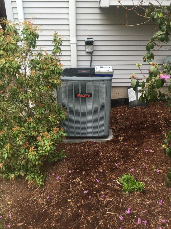 Plainville, CT - AC PM on a split air conditioning system