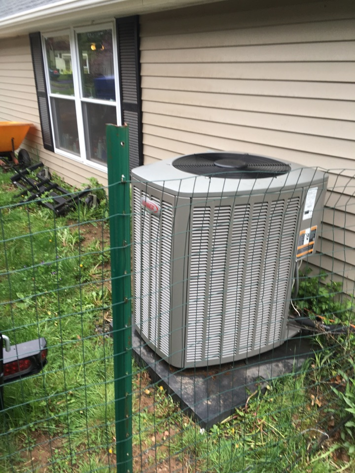 Wallingford, CT - Lennox R410a A/C & Amana R 22 system maintenance