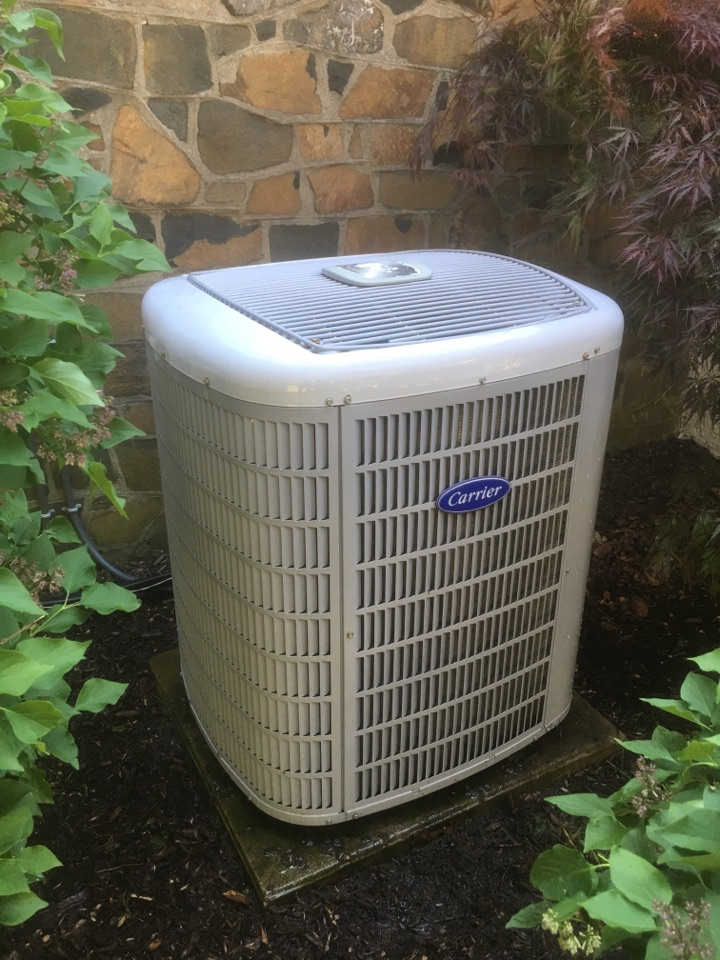 New Britain, CT - Tune up on 2 Carrier AC systems