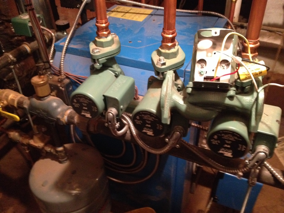 Middlefield, CT - 007 circulator pump replacement