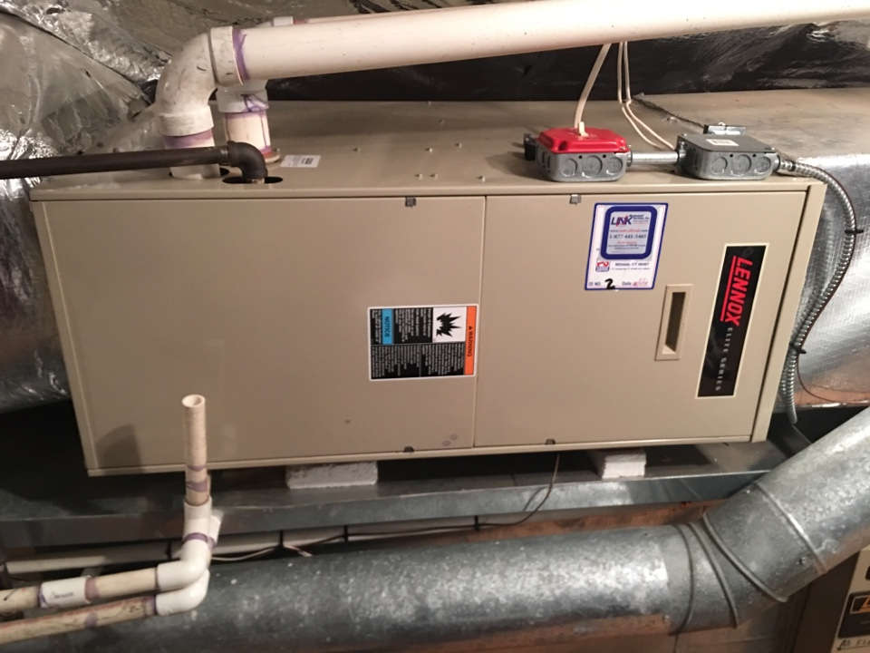 Berlin, CT - Performance tune up on two Lennox gas furnaces.