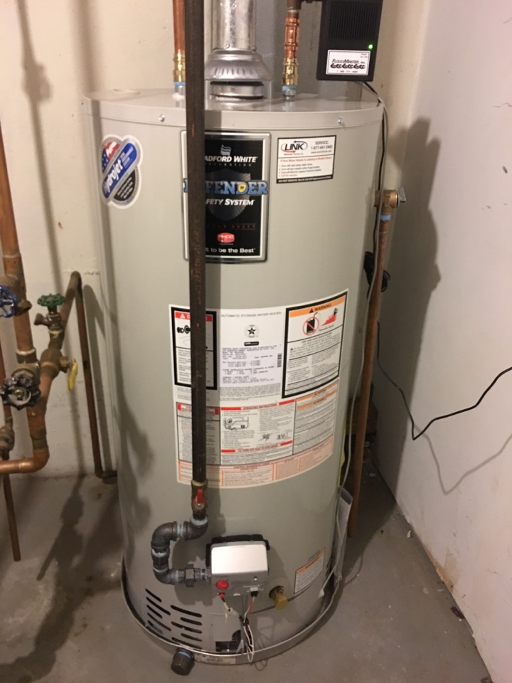 West Hartford, CT - Water heater replacement