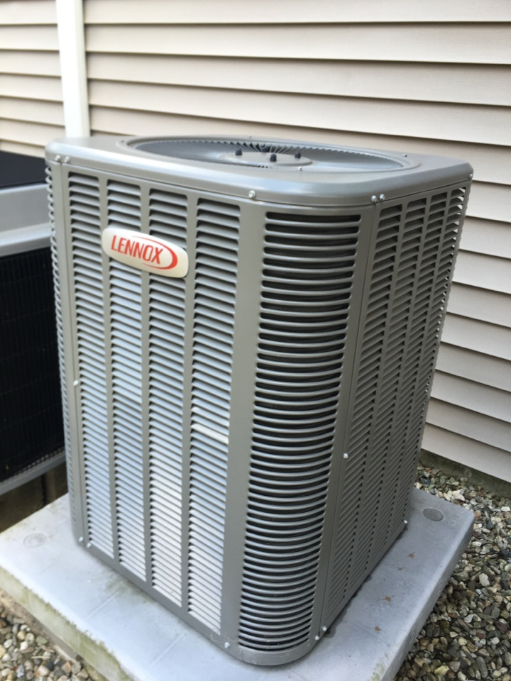 Rocky Hill, CT - Ac tune up on Lennox AC split system