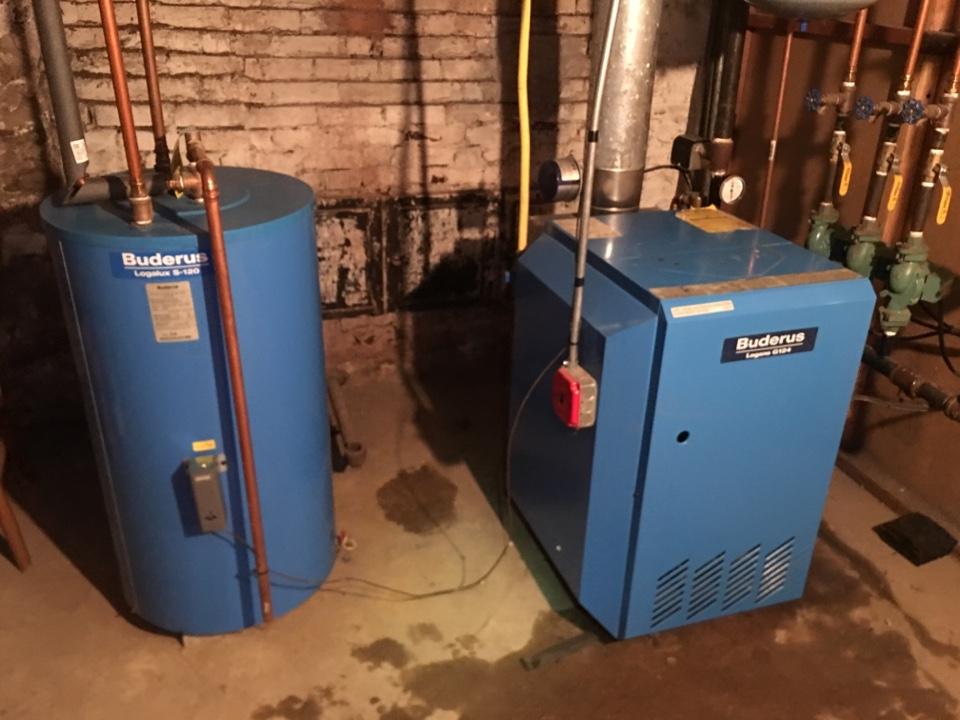 West Hartford, CT - No hot water repair
