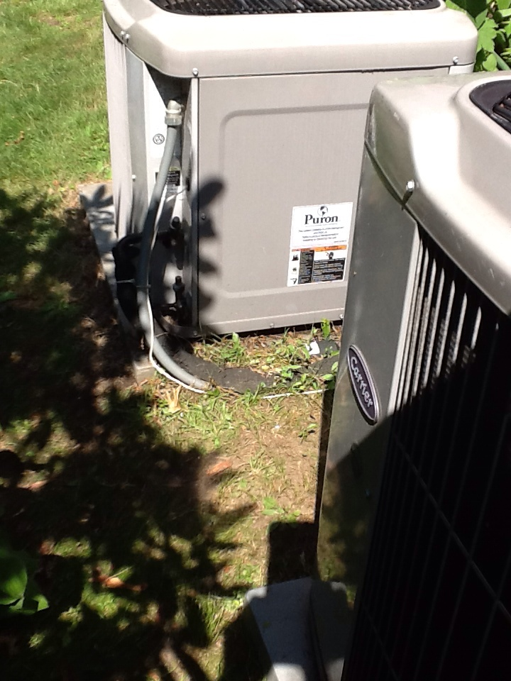 Hartford, CT - Servicing 2. Carrier a/c  systems