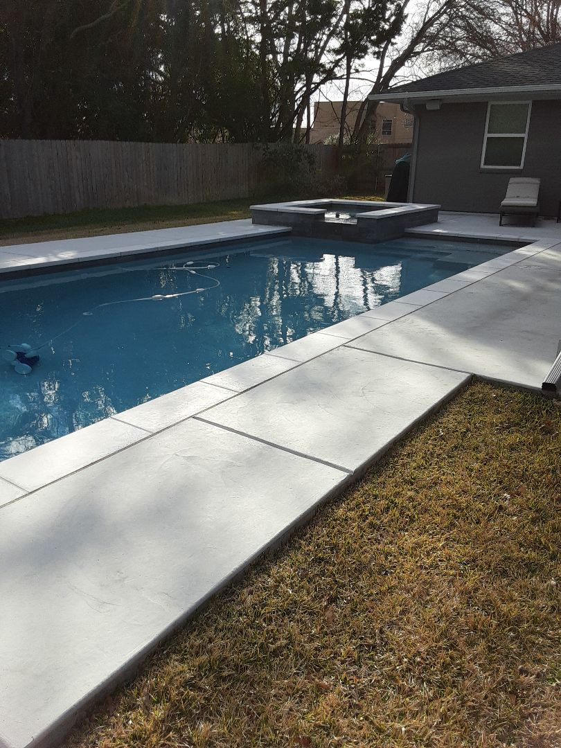 Farmers Branch, TX - Adjusting circulation to increase spa overflow to pool for aesthetic effect