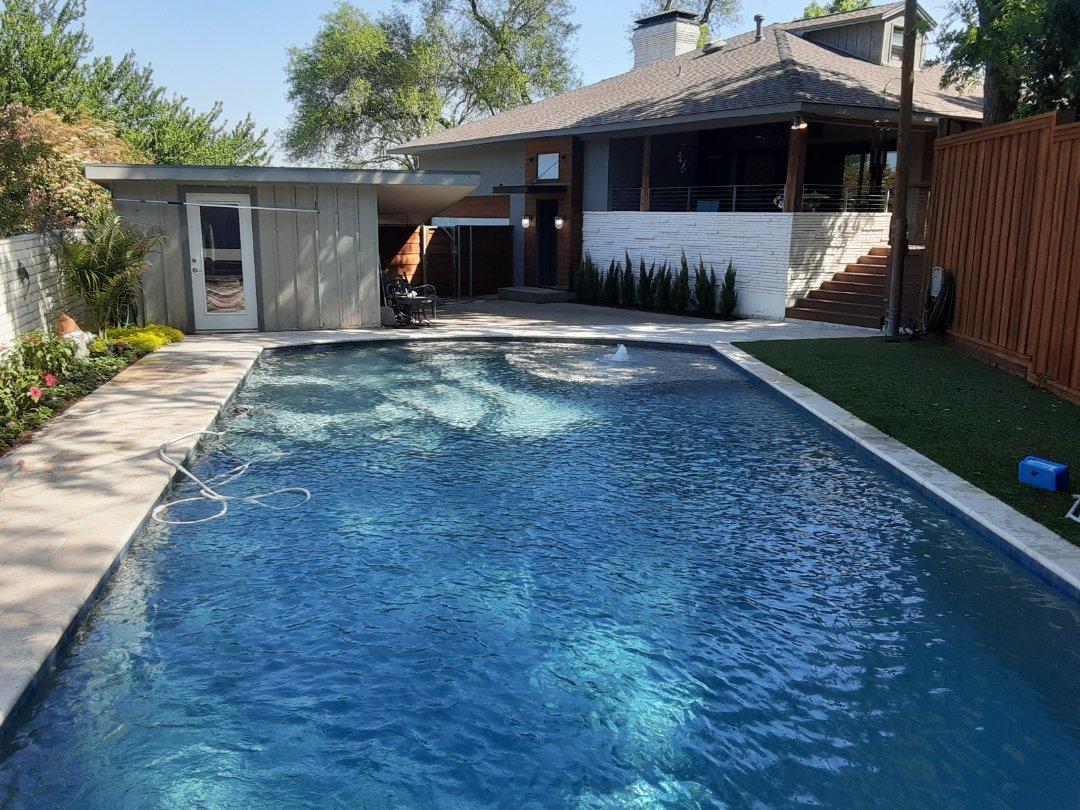 Carrollton, TX - Weekly pool care, 100% customer satisfaction