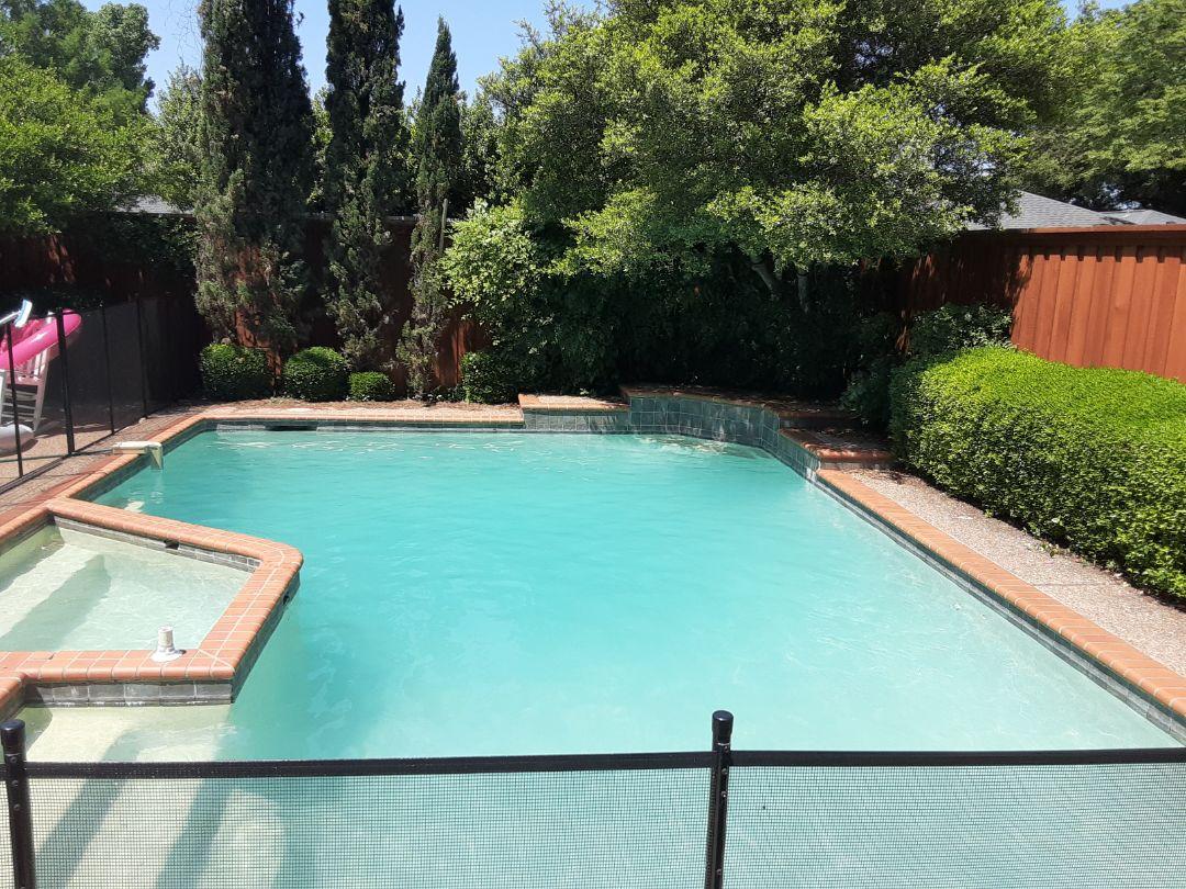 Carrollton, TX - Chem only pool services