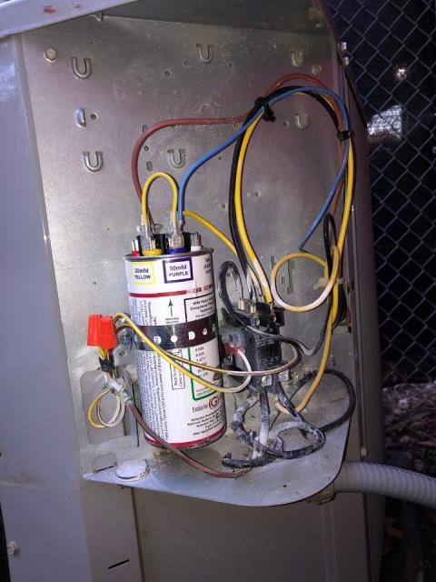 Austin, TX - Performed heating tune-up on an American standard gas system. Filter changed and dated, and filter rack vacuumed and cleaned. Drain treatment performed and sequence of operation completed without issue. Electrical components checked and gas pressures verified. Damage at flame sensor was brought to Mr. Williams attention and he chose to have it replaced. New sensor has been installed, secured, and tested. System is up and heating.