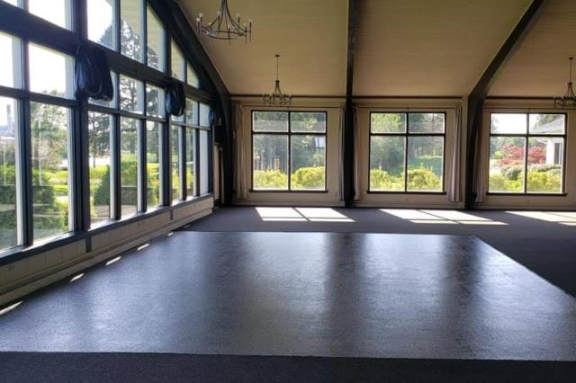 Cincinnati, OH - Our Venue floor remodel turned out fantastic, thanks to Signature Coatings! With a space that sees a heavy amount of foot traffic, we needed a floor that was capable of withstanding just about anything. This crew did a fantastic job delivering all our expectations!! We've already scheduled for them to return to remodel our outdoor patio!