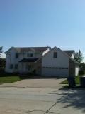 Bellevue, NE - New roof, fascia, and gutters!#DynastyRestoration