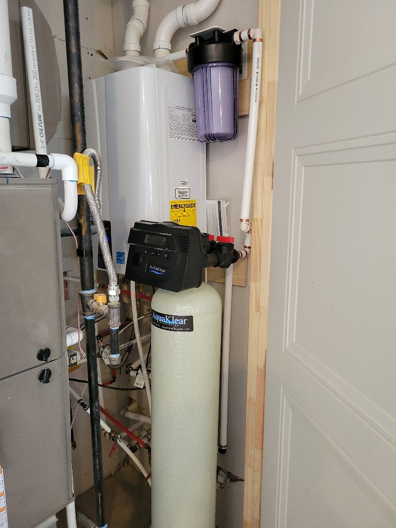 Donnelly, ID - Water softener and filter to remove 3.8 ppm iron and 3 gpg hardness