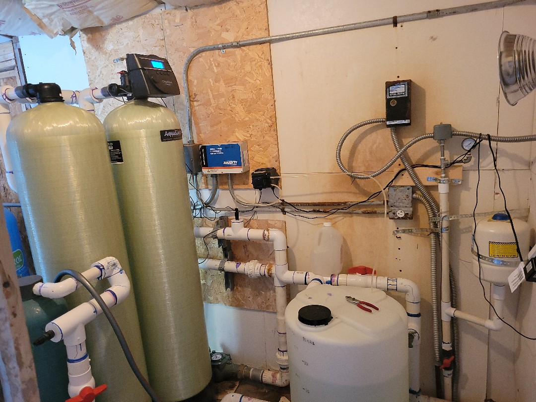 Payette, ID - Service chlorine injection for trailer park