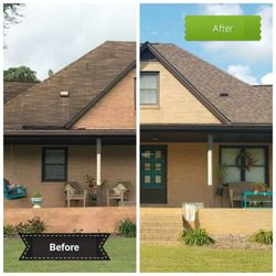 Gastonia, NC - Before and After new roof