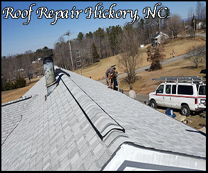 Hickory, NC - Roof Repair in Hickory, NC