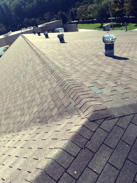 Hickory, NC - New Roof Install