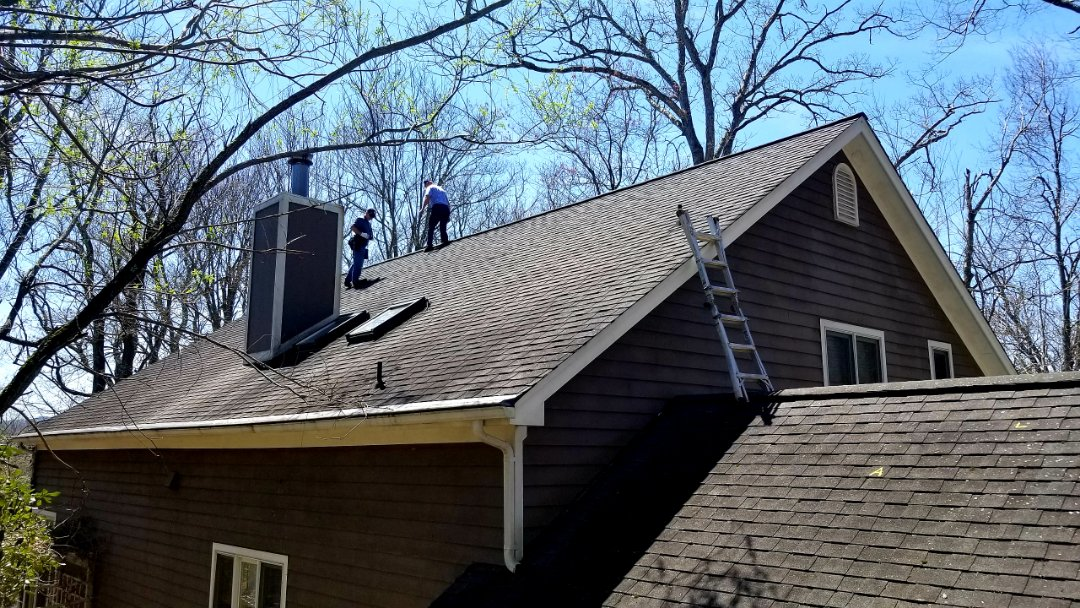 Boone, NC - Roof replacement approved for hail in Boone NC.